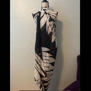 Jantzen Sarong/Swimsuit Cover. Tie Multiple Ways